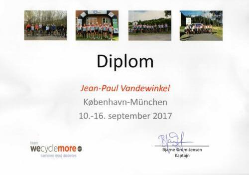 20170915 171215 TDWCM Ismaning afslutning DIPLOM