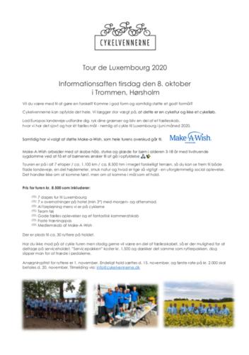 20191008-2000 TMAW Infomøde